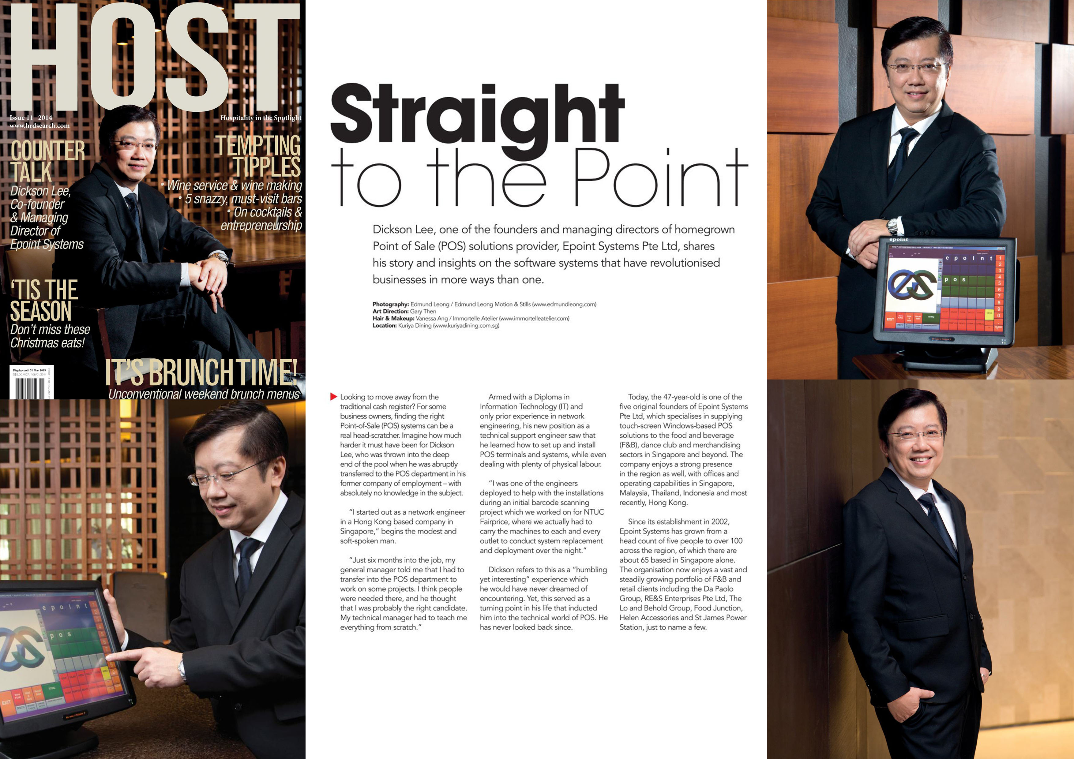 HOST - Hospitality in the Spotlight