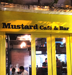 Congratulations to Mustard Café & Bar Causeway Bay Shop opening